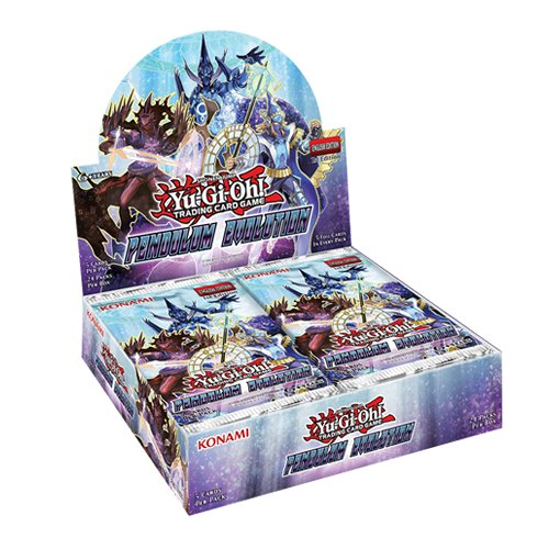 YU-GI-OH!. 15019 péndulo evolución Booster Display Box