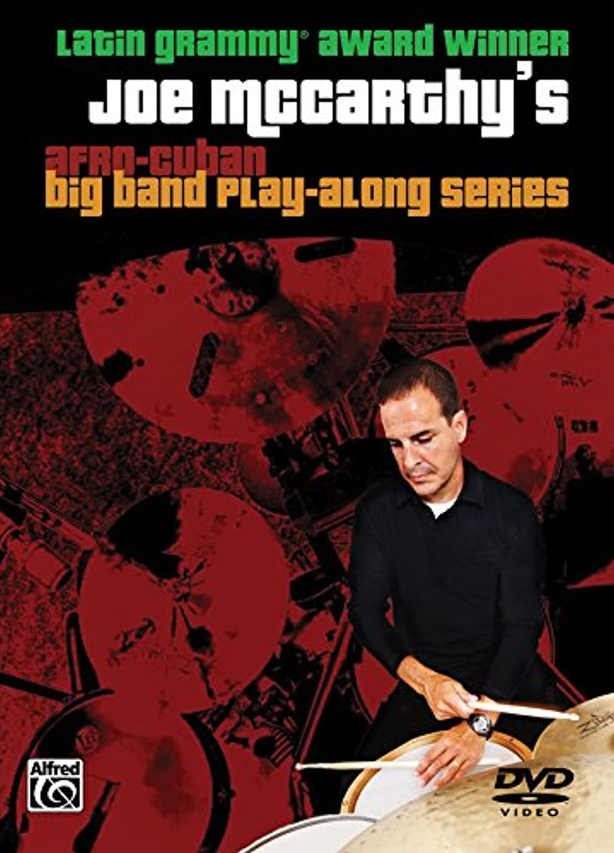 Joe McCarthy's Afro-Cuban Big Band Play-Along