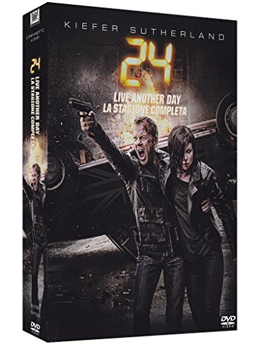 24 - Live another day [4 DVDs] [IT Import]