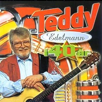 Teddy Edelmann i 40 år