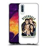 Head Case Designs Offizielle Riverdale Riverdale Cast 2 Kunst Soft Gel Handyhülle Hülle Huelle kompatibel mit Samsung Galaxy A50/A30s (2019)