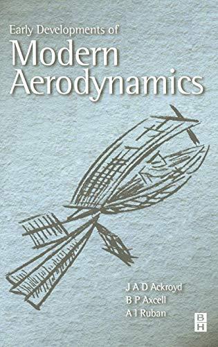 Early Developments of Modern Aerodynamics