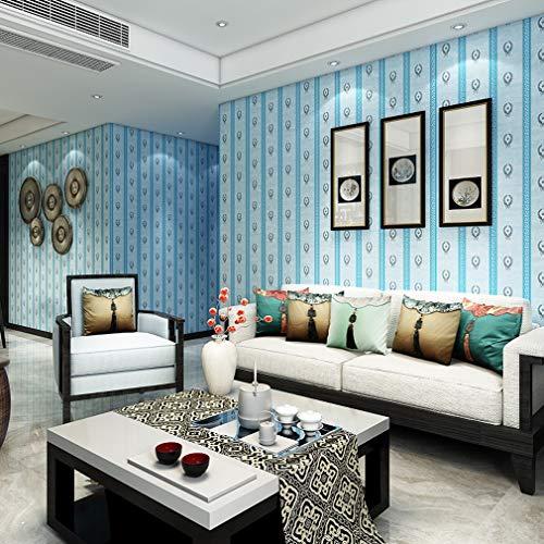 Behang, verticale strepen, geen stof, woonkamer, tv, achtergrond, wandbekleding, theahouse, hotel, Aisle, behang