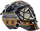 Pittsburgh Penguins Unsigned Franklin Sports Replica Mini Goalie Mask - Unsigned Mask