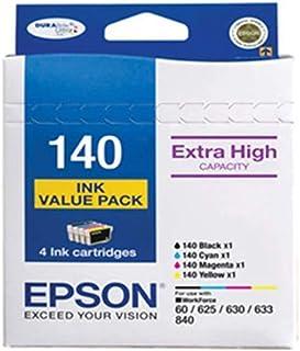 Epson 140 Black,Cyan,Magenta,Yellow