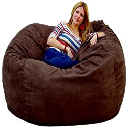 3Large Cozy Sack Bean Bag Chair