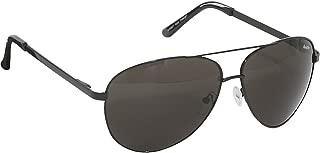 Aviator Sunglasses for Men and Women (Black)