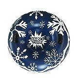 Gogokids Deslizadores Hinchables de Nieve - Trineo Inflable para Niños y Adultos Al Aire libre Esquí Divertido Deportes de Esquí 120cm / 47 Pulgadas