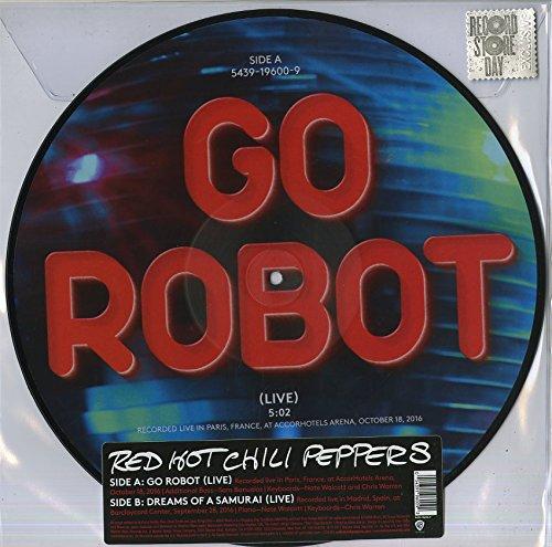 Go Robot/Dreams of a Samurai (Live) [Disco de Vinil]