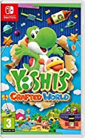 Yoshi's Crafted World (Nintendo Switch) (輸入版)