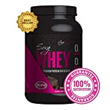 Gym Vixen Whey Protein Isolate (Rich Chocolate) 30 Serv - Best Protein Powder for Women - Great Tasting! Low Calorie, Fat Free, Zero Carb, High in Folic Acid, Vitamin D & Calcium
