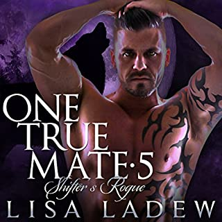 Shifter's Rogue     One True Mate, Book 5              By:                                                                                                                                 Lisa Ladew                               Narrated by:                                                                                                                                 Michael Pauley                      Length: 10 hrs and 30 mins     298 ratings     Overall 4.6