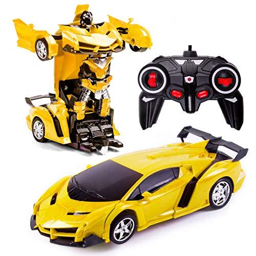 Transformers Toys 2 in 1 Fernbedienung...