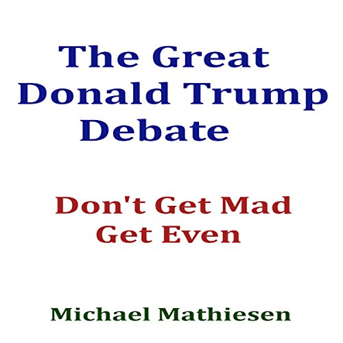 The Great Donald Trump Debate cover art