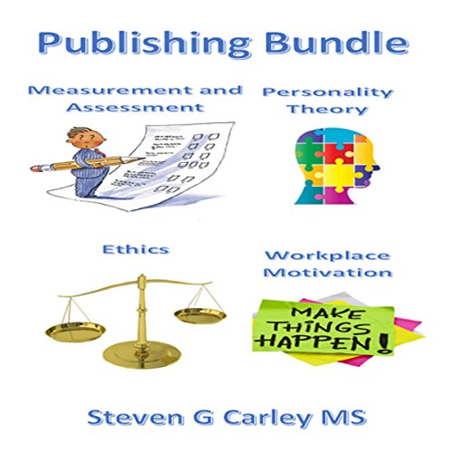 Publishing Bundle audiobook cover art