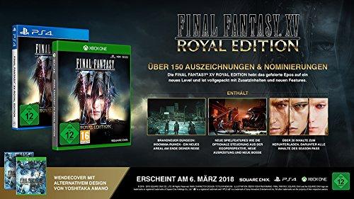 Final Fantasy XV Royal Edition (PS4)