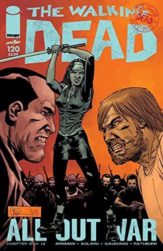 The Walking Dead #120 (English Edition)