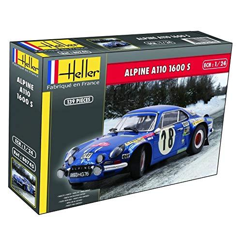 Outletdelocio. Heller 80745. Maqueta Coche Renault Alpine