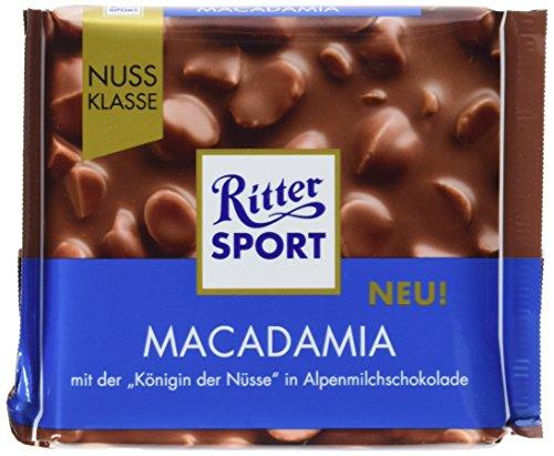 RITTER SPORT Macadamia (11 x 100 g), die