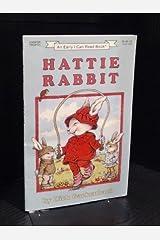 Hattie Rabbit Paperback