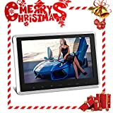 10.1' Headrest Monitor DVD Player, OUTAD Ultra-thin 1080P TFT LCD...