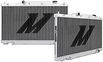 Mishimoto MMRAD-CIV-02SI Honda Civic SI Performance Aluminum Radiator, 2002-2005, Silver