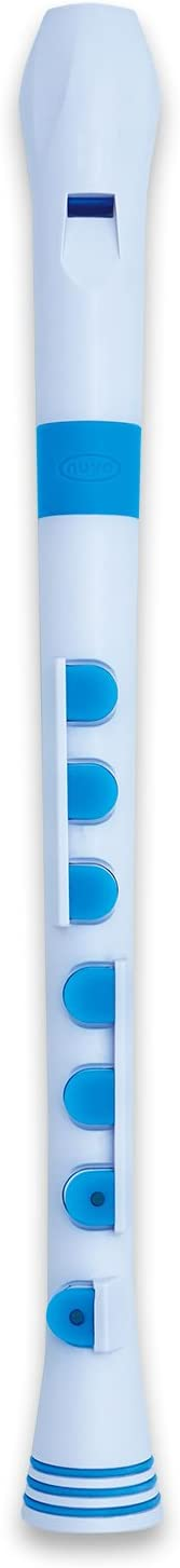 Nuvo N320RDWBL Don't miss the campaign Manufacturer OFFicial shop Recorder Plus with White Blue Trim