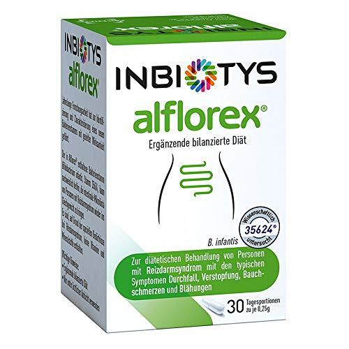 INBIOTYS alflorex Kapseln, 30 St. Kapseln