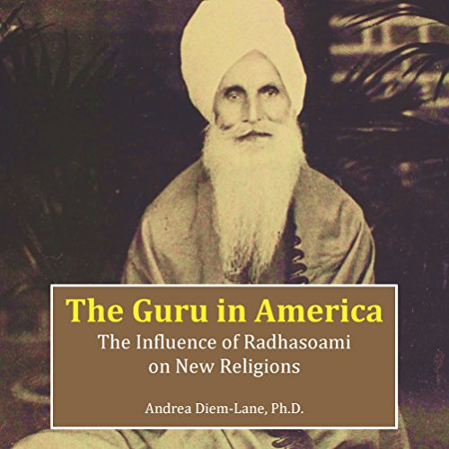 The Guru in America audiobook cover art