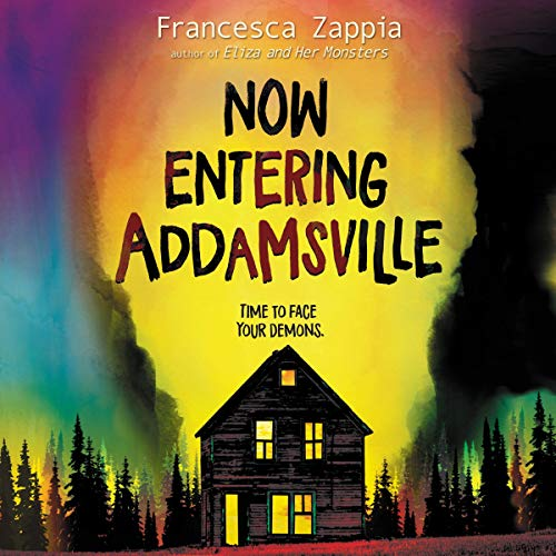 Now Entering Addamsville  By  cover art
