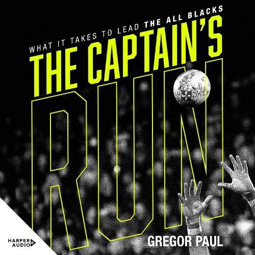The Captain's Run cover art
