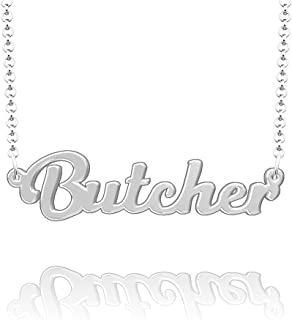 Infinite Memories Personalized Name Chain Custom Nameplate Necklace