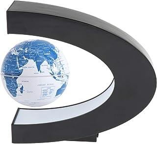 Flameer Unique Design Colors Change Levitation Globe LED Light Floating Teaching Globe