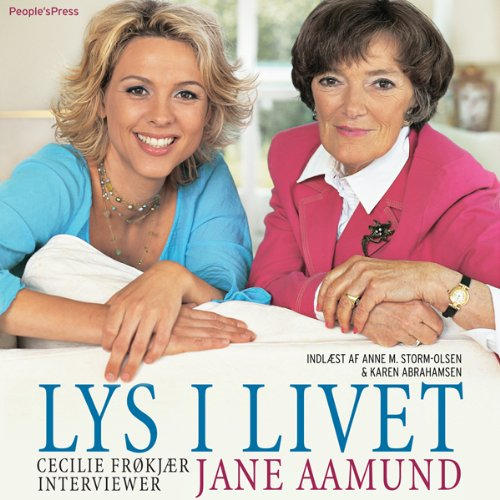 Lys i livet audiobook cover art
