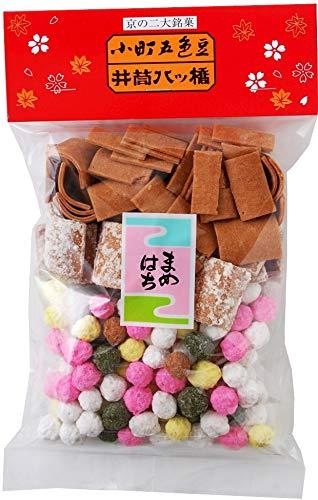 【豆富本舗】五色豆と八ツ橋2種類入 豆八 大 205g入