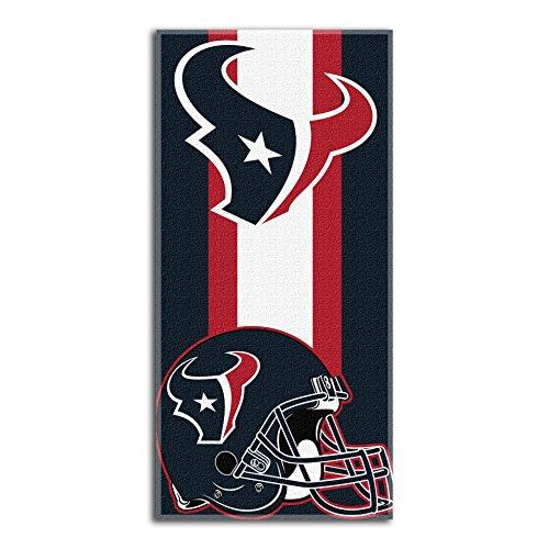 Northwest NFL Strandtuch Zone Houston Texans 76x152cm