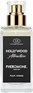 Hollywood Attraction Homme Mini perfume con feromonas para hombre para atraer y seducir (30 ml) - LR Wonder Company …