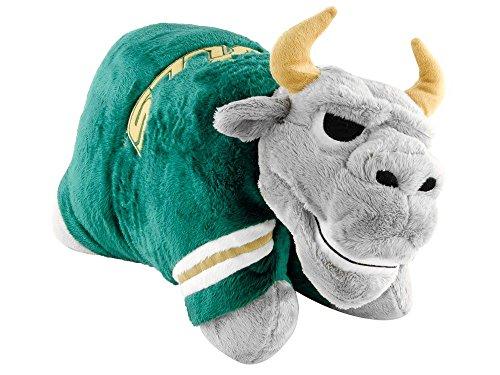Fabrique Innovations NCAA Pillow Pet, South Florida Bulls