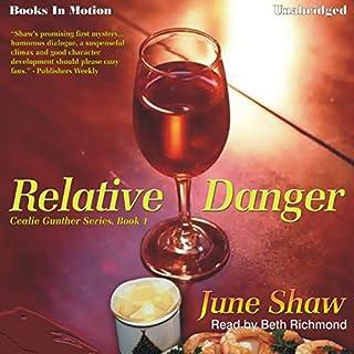 Relative Danger audiobook cover art
