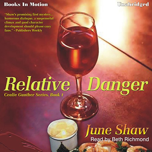 Relative Danger audiobook cover art