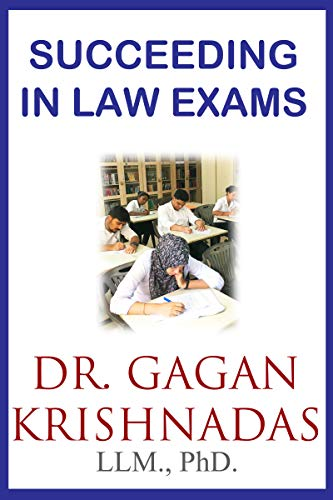 Succeeding in Law Exams: Tips for LLB Students (English Edition)