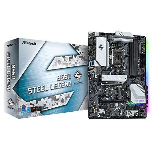 Asrock B560 Steel Legend Intel SOCKET1200 for...