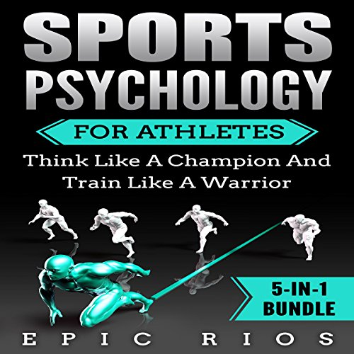 Sports Psychology for Athletes audiobook cover art