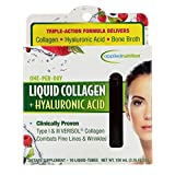 Best Collagen Drinks - Applied Nutrition Liquid Collagen Skin Revitalization, 20 Count Review
