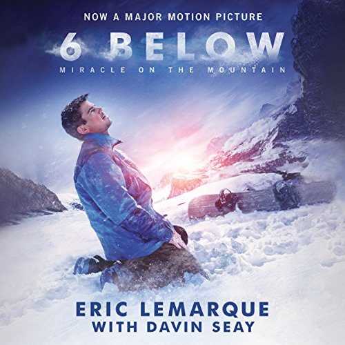 6 Below audiobook cover art