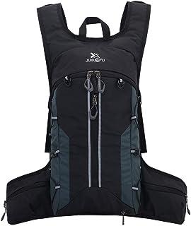 Ankuly サイクリングリュック 軽量 防水 豊かなポケット バックパック リュック アウトドア ジョギング スポーツバッグ 反射ストラップ付
