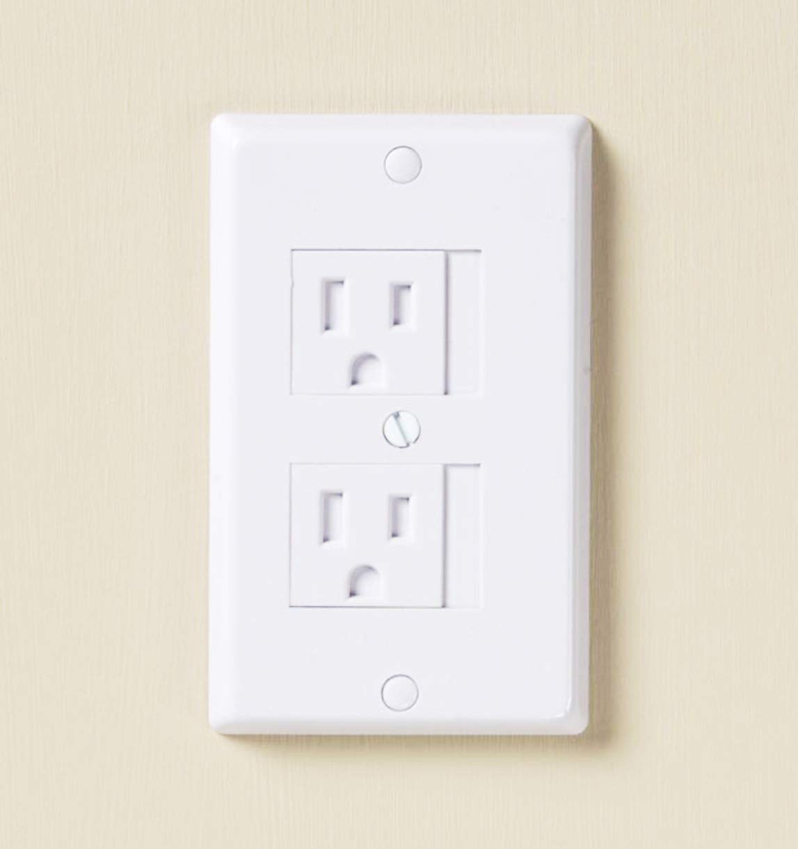 KidCO Universal Outlet Cover , White