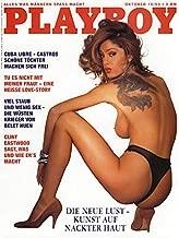 Playboy German International Elisa Laub /Tatoo Girls/ Clint Eastwood/ Stephanie Seymour October 1993