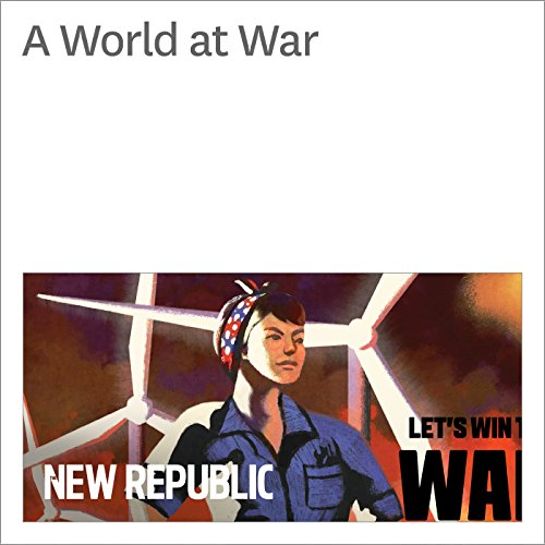 A World at War audiobook cover art