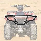 kemimoto ATV Rear Bumper Compatible with Polaris Sportsman 570 450 Four Wheeler Quad Rear Brush Guard Replace part #2879715